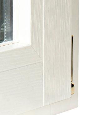 Tecnicall serramenti taggia trial 90q for Infissi in legno bianco