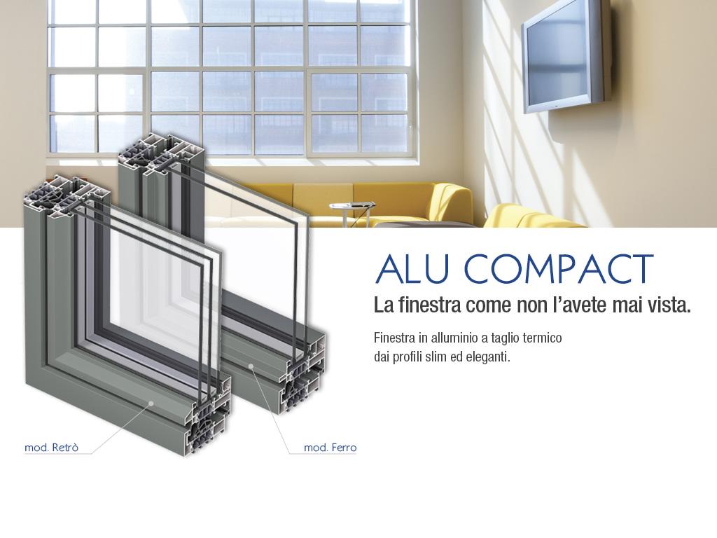 SPI Alu Compact